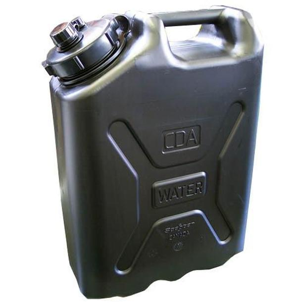 Scepter Military Water Canister 20L/5G