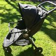Baby Jogger City Mini GT carseat combo Britax Elite