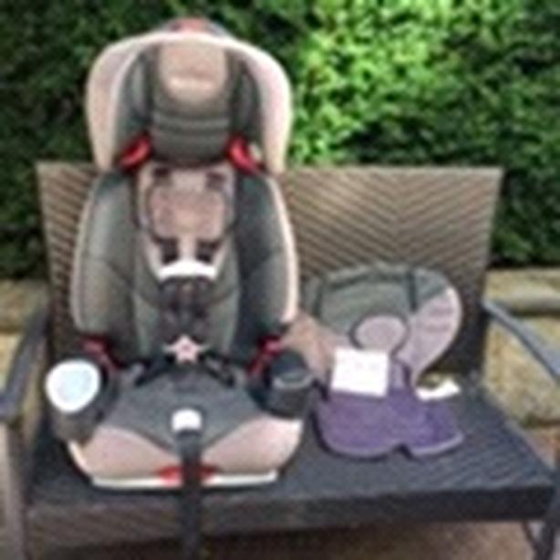 Graco Nautilus 3in1 Convertible Car Seat Booster