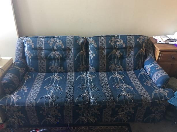 FREE: Loveseat sofa bed