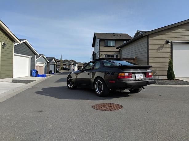 FOR-TRADE: 1985.5 Porsche 944