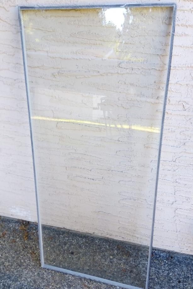 FREE: Double pane glass