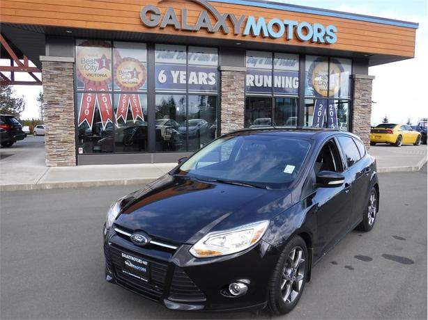 2014 Ford Focus SE - HEATED FRONT SEATS, BC ONLY, NEW BRAKES