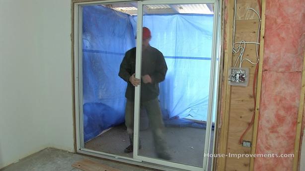 WANTED: Sliding glass door