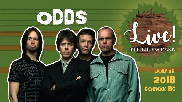 ODDS LIVE! In Filberg Park