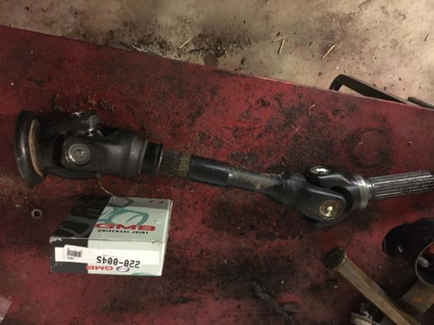 WANTED: 1994 -1998 King Quad Axles