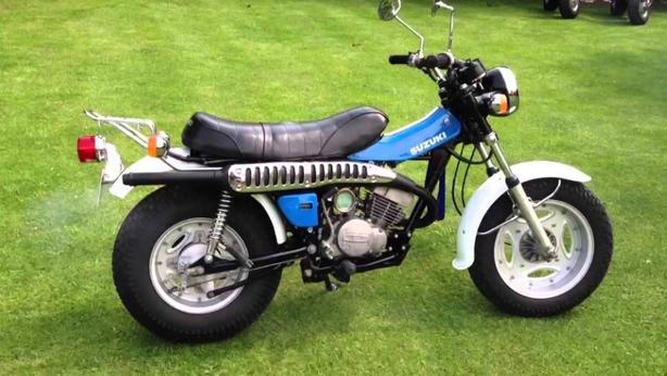 WANTED: 70's Mini Trail bike