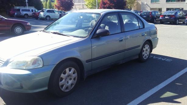 99 Honda Civic SE