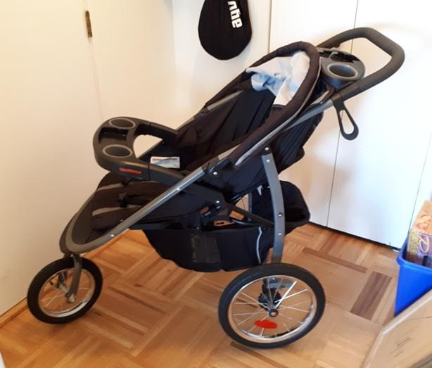 Graco FastAction™ Fold Jogger Stroller