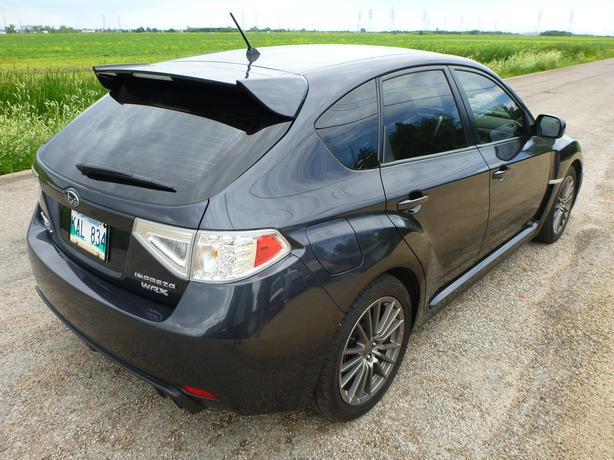 2014 Subaru Impreza WRX Widebody Wide Body Hatch Hatchback