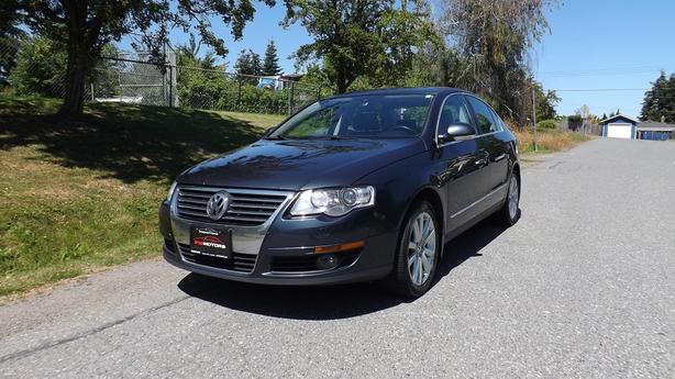 2006 VOLKSWAGEN PASSAT 3.6 VR6 - Fully Loaded - No Acciedents - BC Car