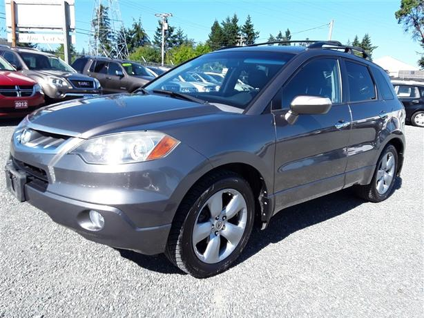 2007 Acura RDX, 4 cyl AWD with only 179k km, like new loaded interior!!!
