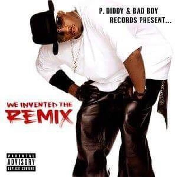 "WANTED: CD ""We Invented The Remix"" by P.Diddy & Bad Boy Records"