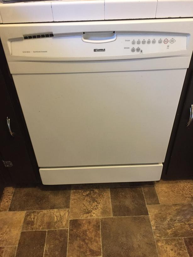 FREE: Kenmore Built-in Dishwasher