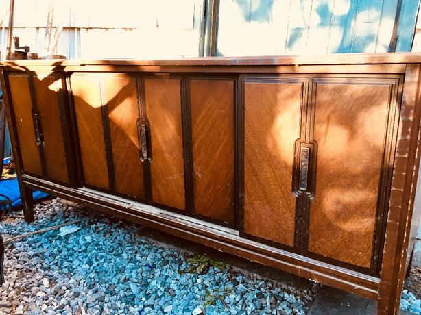 FREE: Philips cabinet stereo