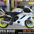 2017 Yamaha YZF-R6 ABS Bluish Pearl White