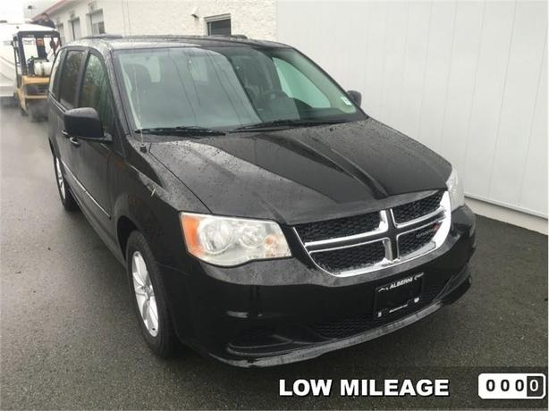 2017 Dodge Grand Caravan SXT  - Rear Air Conditioning