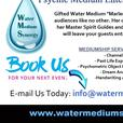Water Medium Readings - Communications from Above & Beyond