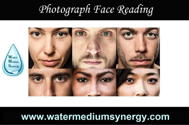 Have Your or Someone Else's Photograph Read by Water Medium Synergy