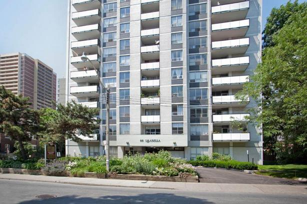 Available September charming 1 bdrm Toronto