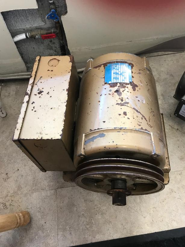 Gould 7.5 HP Electric Motor