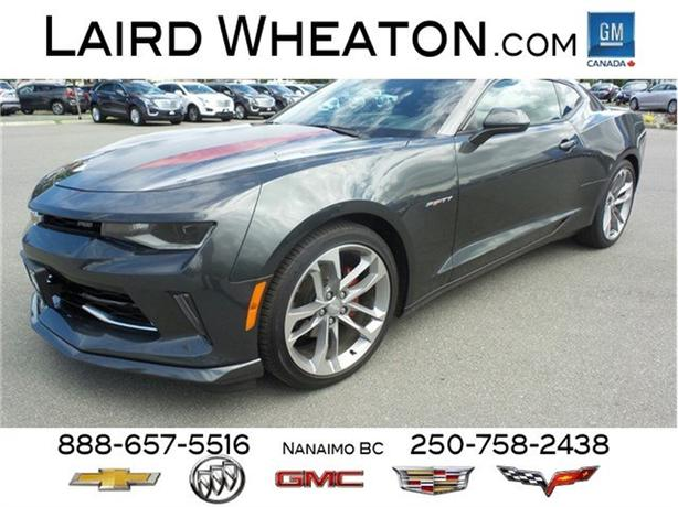 2017 Chevrolet Camaro LT 50th Anniversary Edition