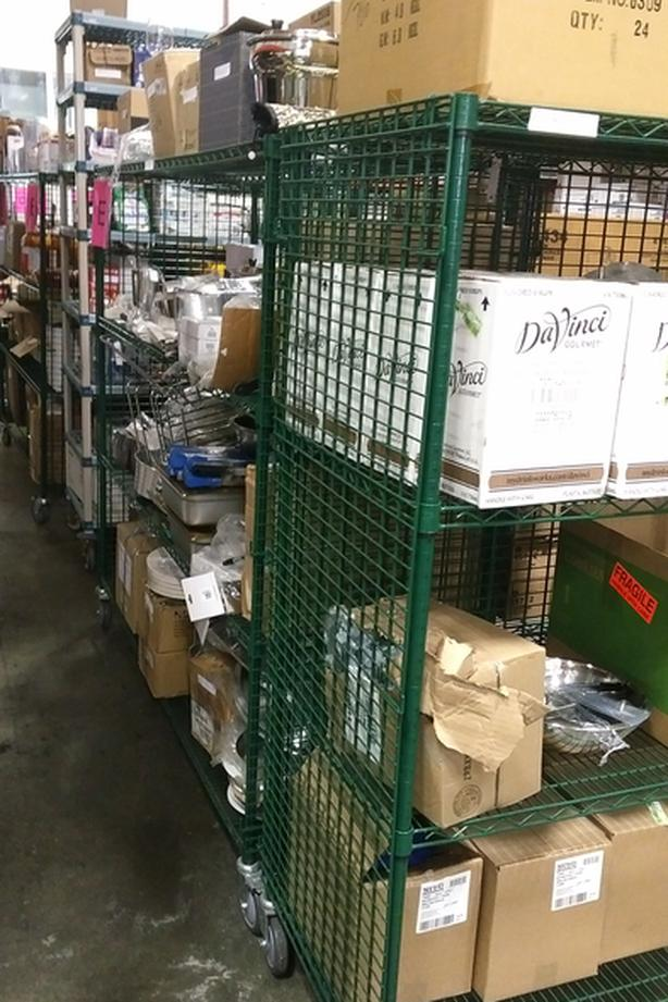 This Weekend! 700 Lots - Massive Burnaby Restaurant Equipment Auction