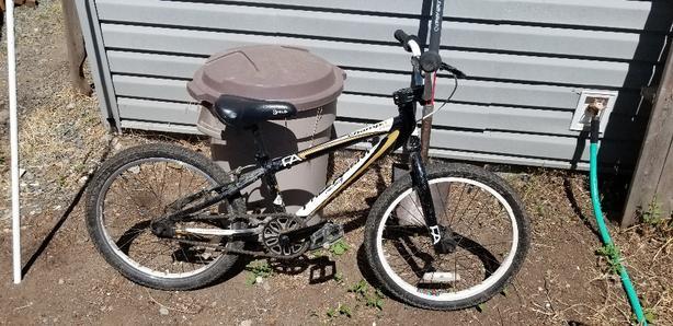 Free Agent bike