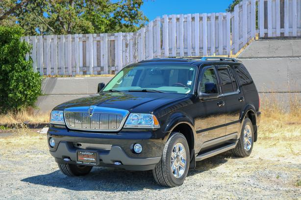 2003 Lincoln Aviator Premium AWD - FULLY LOADED! - 3RD ROW SEATING!