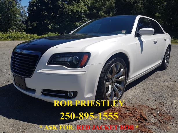 2014 CHRYSLER 300 S * RED JACKET ROB *