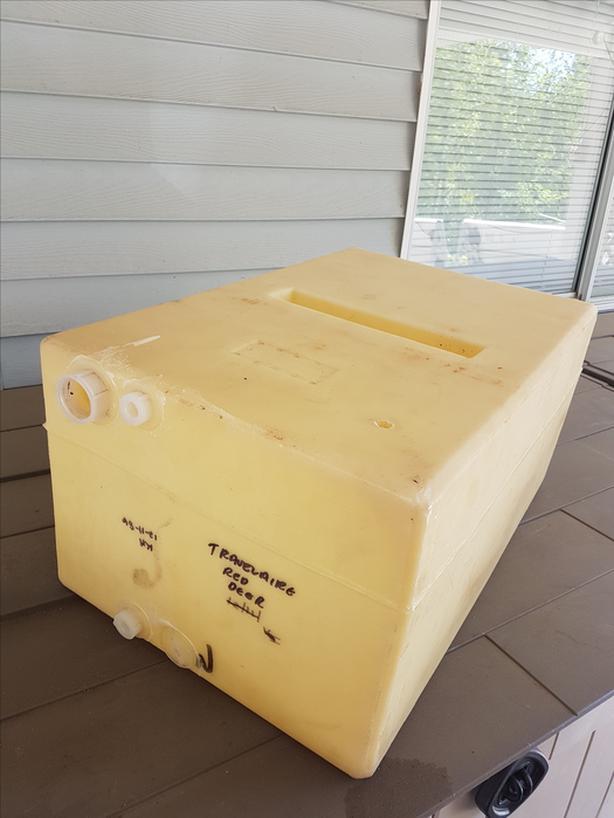 Potable Water Tank RV