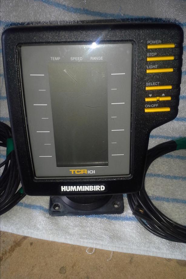 TCR 101Hummingbird sounder