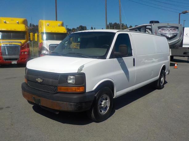2007 Chevrolet Express G3500 Extended Cargo Van