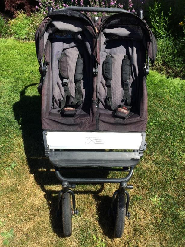 Mountain Buggy Duet - Double Stroller