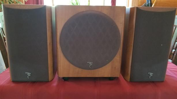 FOCAL JMlabs chorus 706 S series speakers