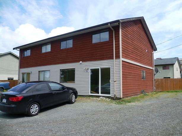 1060B ST GEORGE CRESCENT: Bright 2 storey duplex – 3 bedroom, 1 1/2 bathroom.