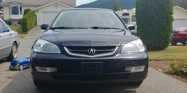 2002 Acura EL 1.7L