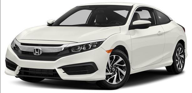2018 Honda Civic LX w/Honda Sensing (CVT)