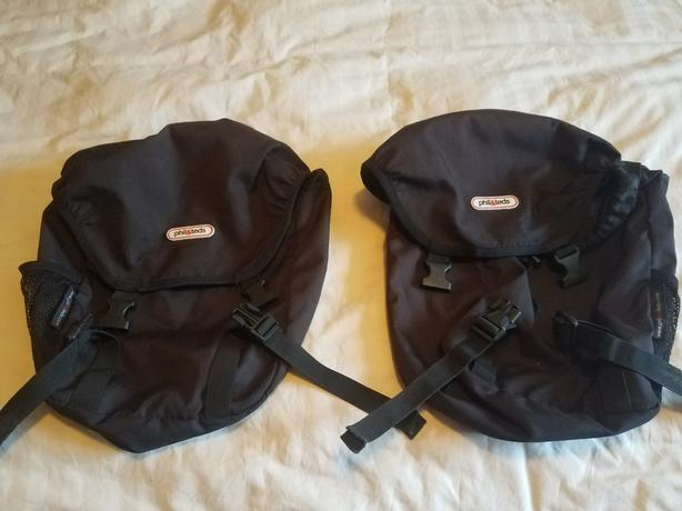 Phil & Teds Saddle bags