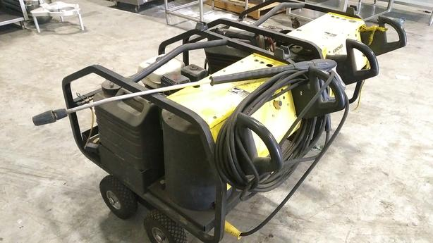 Best Offer - Saturday 10am Karcher Pressure Washer Including Parts Machine