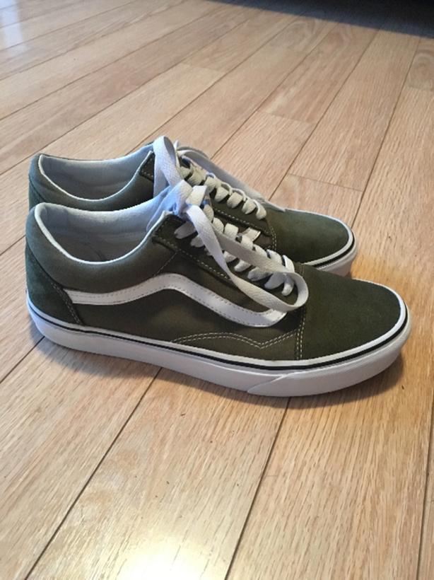 Size 9.5 Old Skool Vans