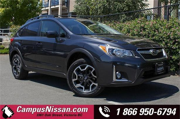 2016 Subaru XV Crosstrek 2.0i w/ Sports Package