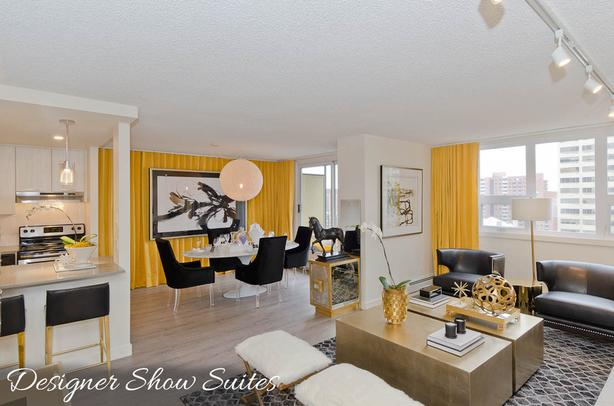 2 bedroom Apartment for rent in Downtown Calgary is available now