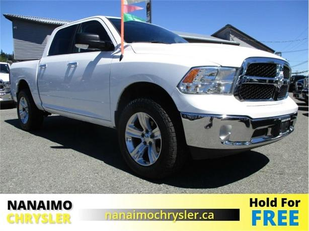 2016 Ram 1500 SLT One Owner No Accidents