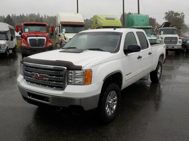2014 GMC Sierra 2500HD SLE Crew Cab Short Box 4WD