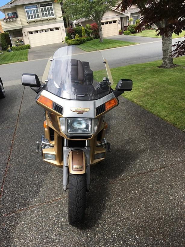 Honda gold wing limited edition motorcycles for sale in new jersey.