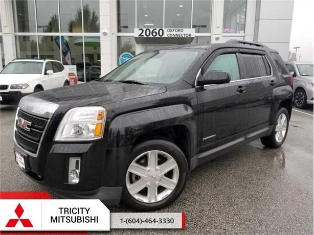 2012 GMC Terrain AWD 4DR SLT-1  LEATHER-BACK UP CAM