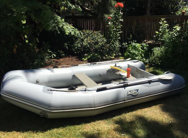 Achilles SPD-310 Hypalon Boat  $1500 Oak Bay, Victoria