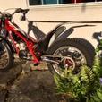 2012 GasGas txt 300 Trials bike