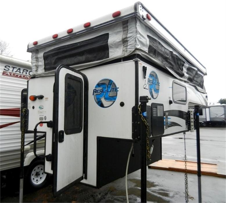 $16,995 · 2016 Palomino Real-Lite Truck Campers Soft Side SS-1600